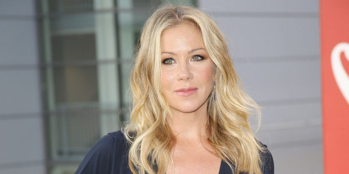 Christina Applegate – one of the founders of the 'Pussycat Dolls'