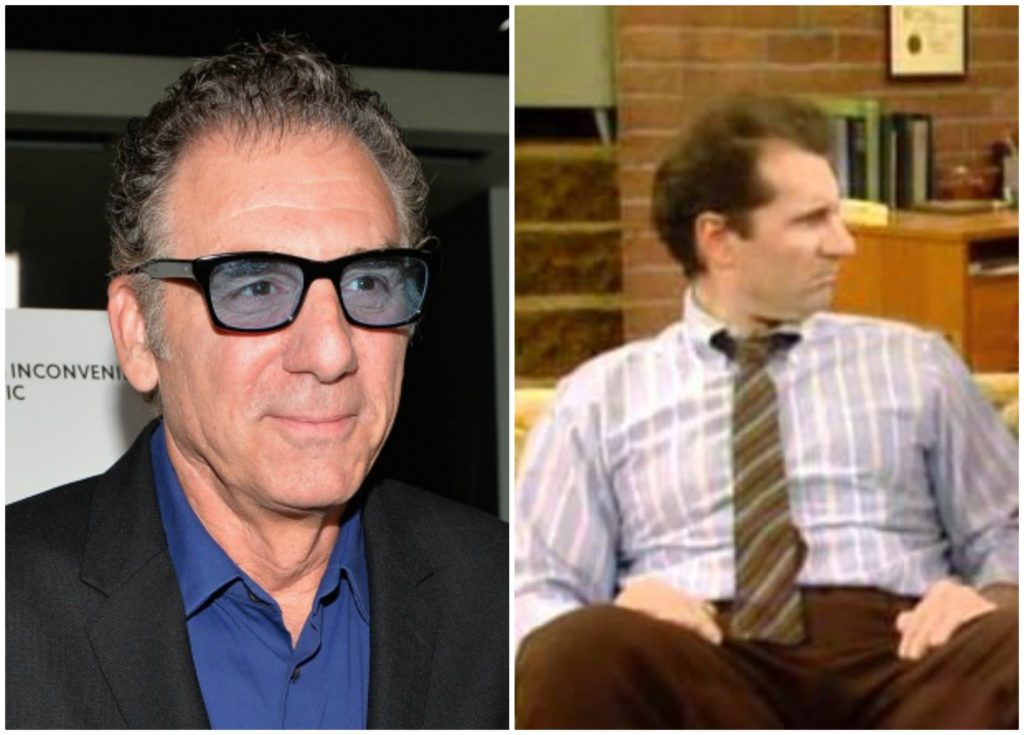 Cosmo Kramer Could Have Been Al Bundy