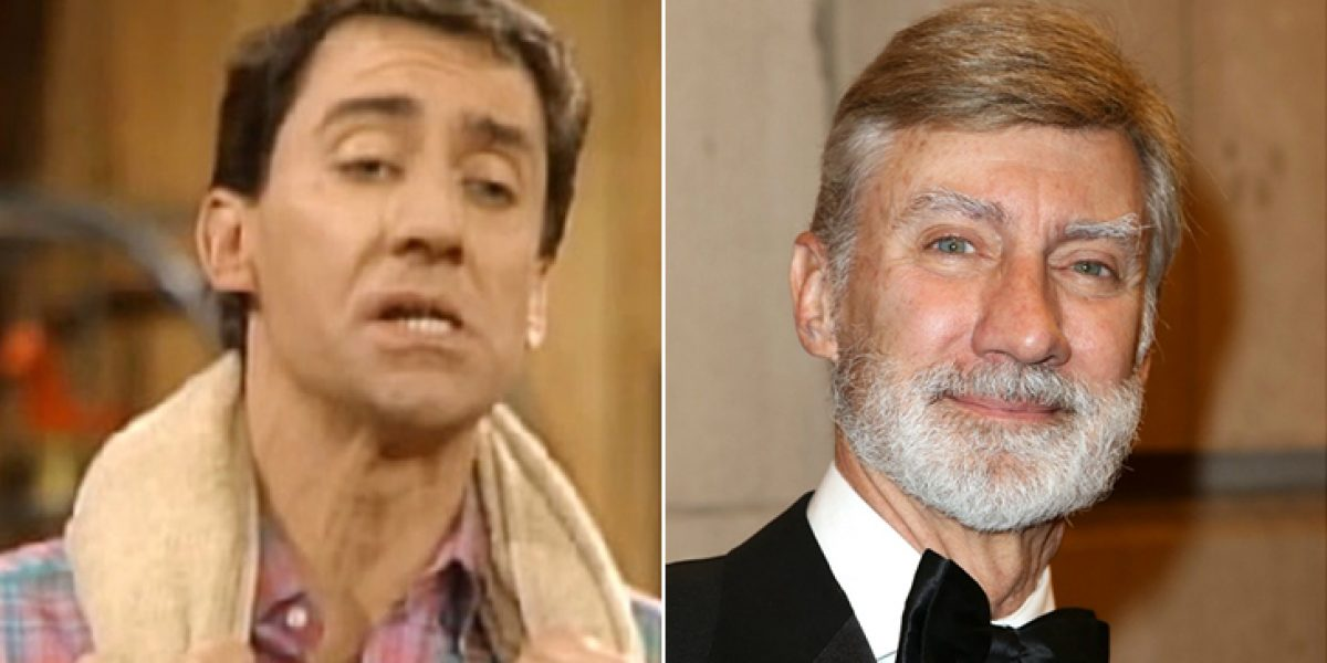 Why David Garrison left the series Married With Children
