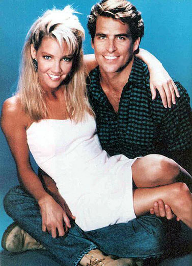 Dynasty - Heather Locklear and Ted McGinley
