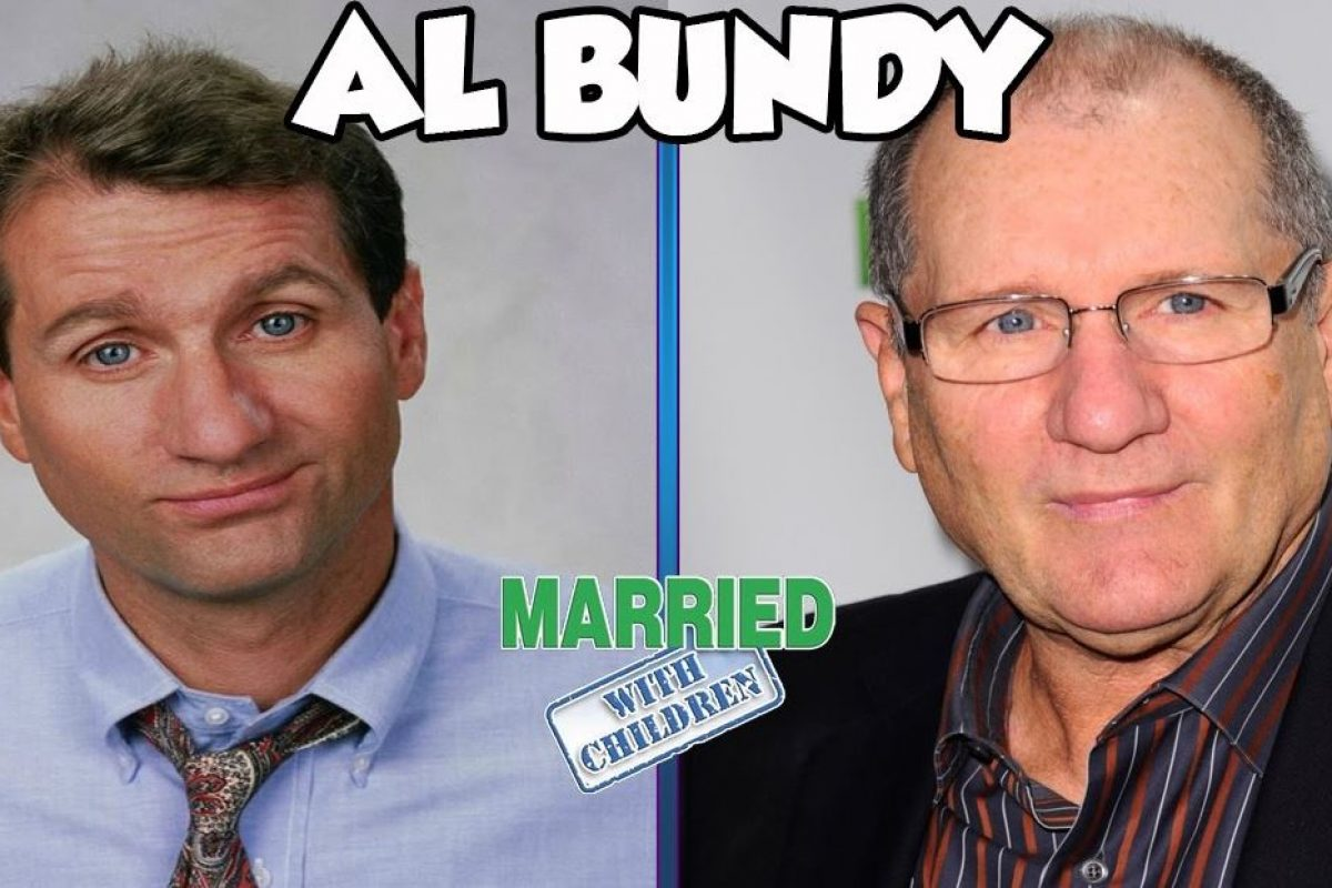Ed O'Neill – more than Al Bundy
