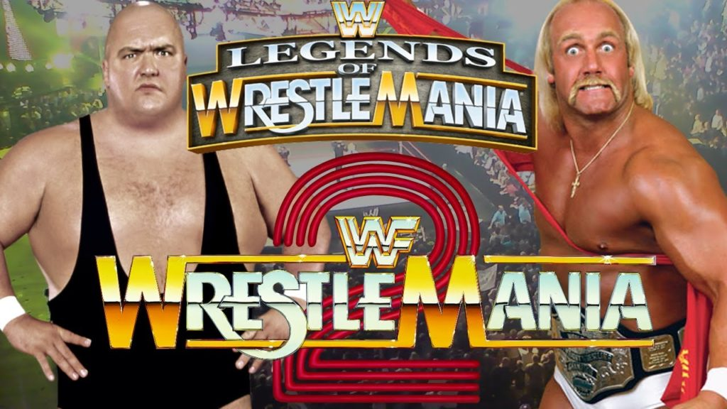 Legends of Wrestlemania - Hulk Hogan vs King Kong Bundy