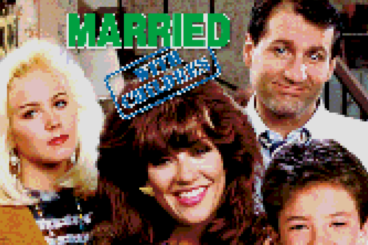 Would You Play Married With Children NES Game?