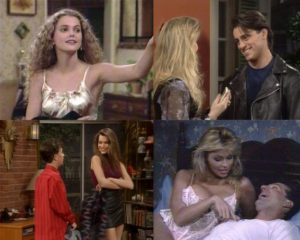 Married with Children - other stars then and now