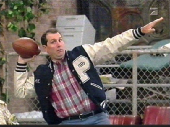 NFL-Team Pittsburgh Steelers Al Bundy