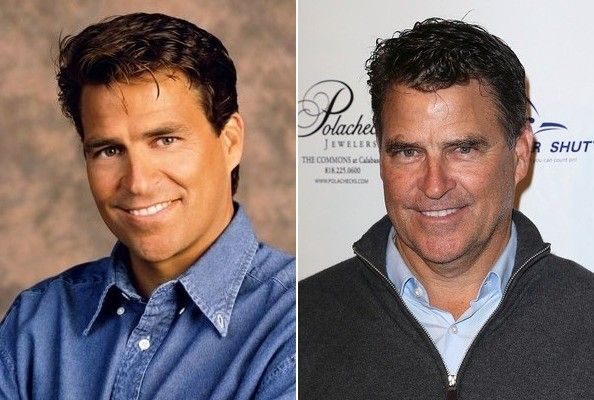 Ted McGinley as Jefferson DArcy