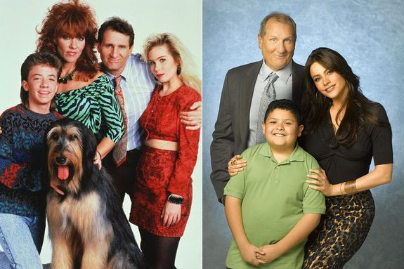 al bundy family