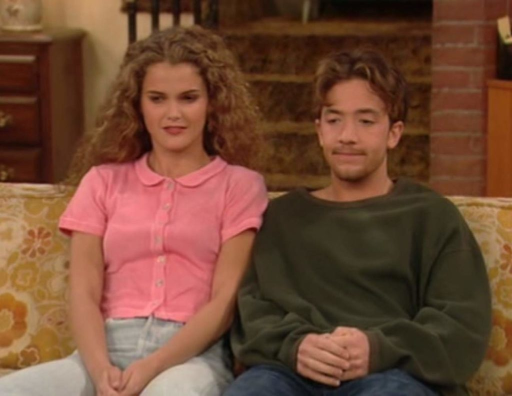 married with children - Keri Russell