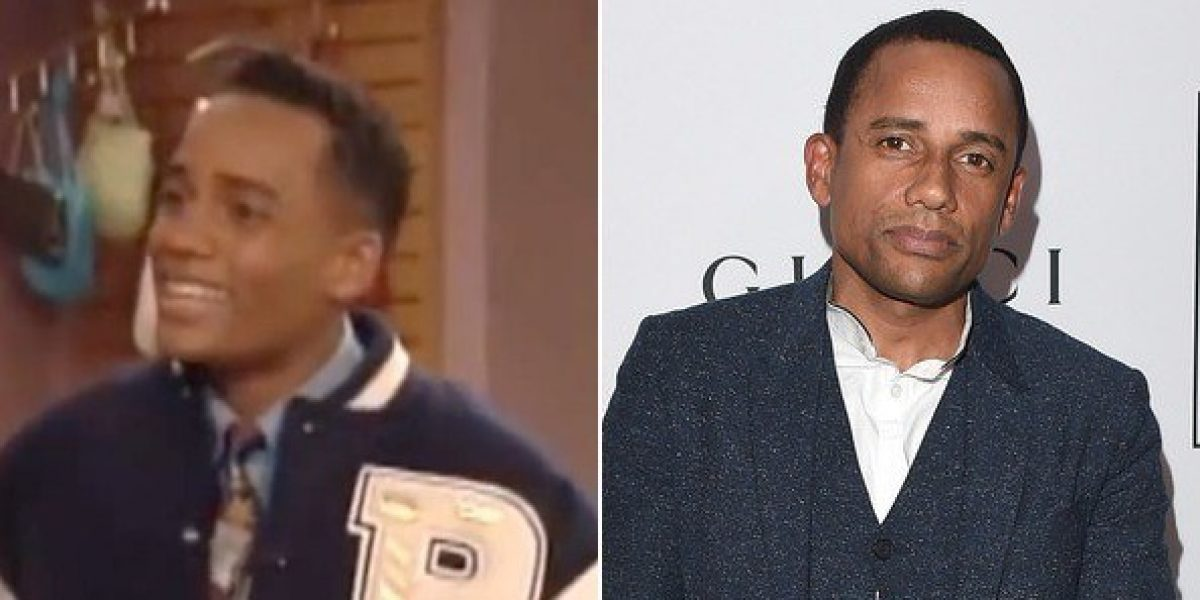 Hill Harper from The Good Doctor in Married with Children