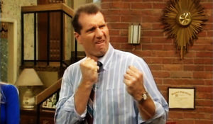 Al Bundy fight