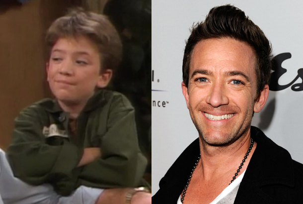 David Faustino as Bud Bundy