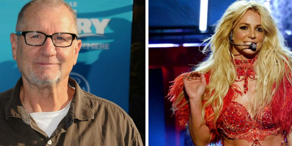 Ed O'Neill did not recognize Britney Spears
