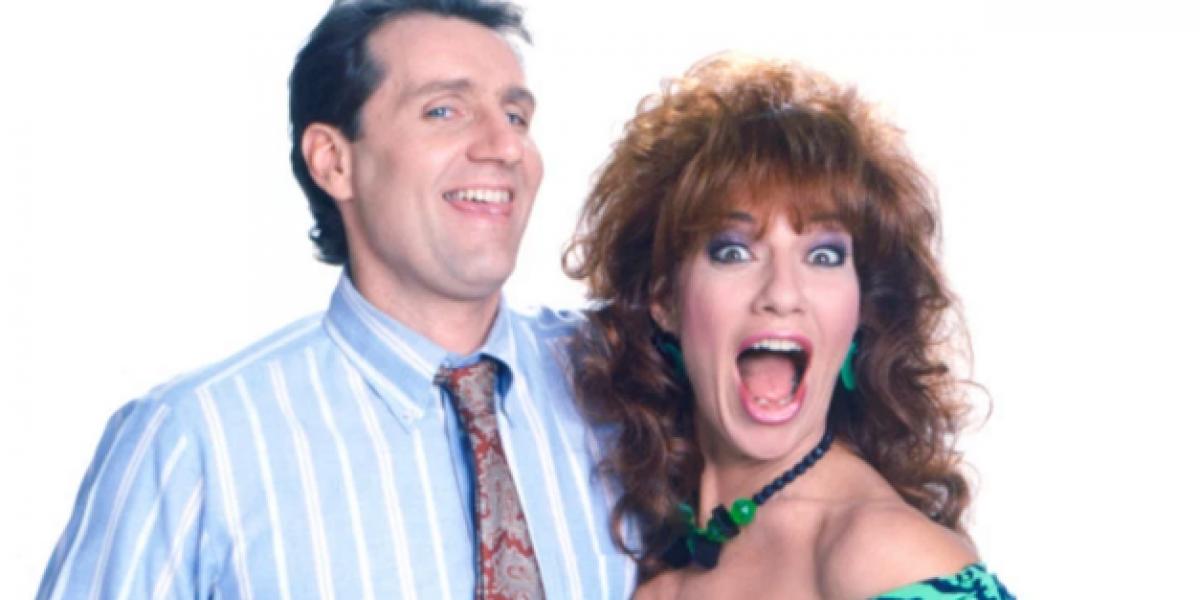 """Katey Sagal talks about """"Married with Children"""""""