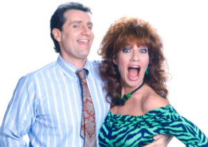Katey Sagal Married With Children Spinoff