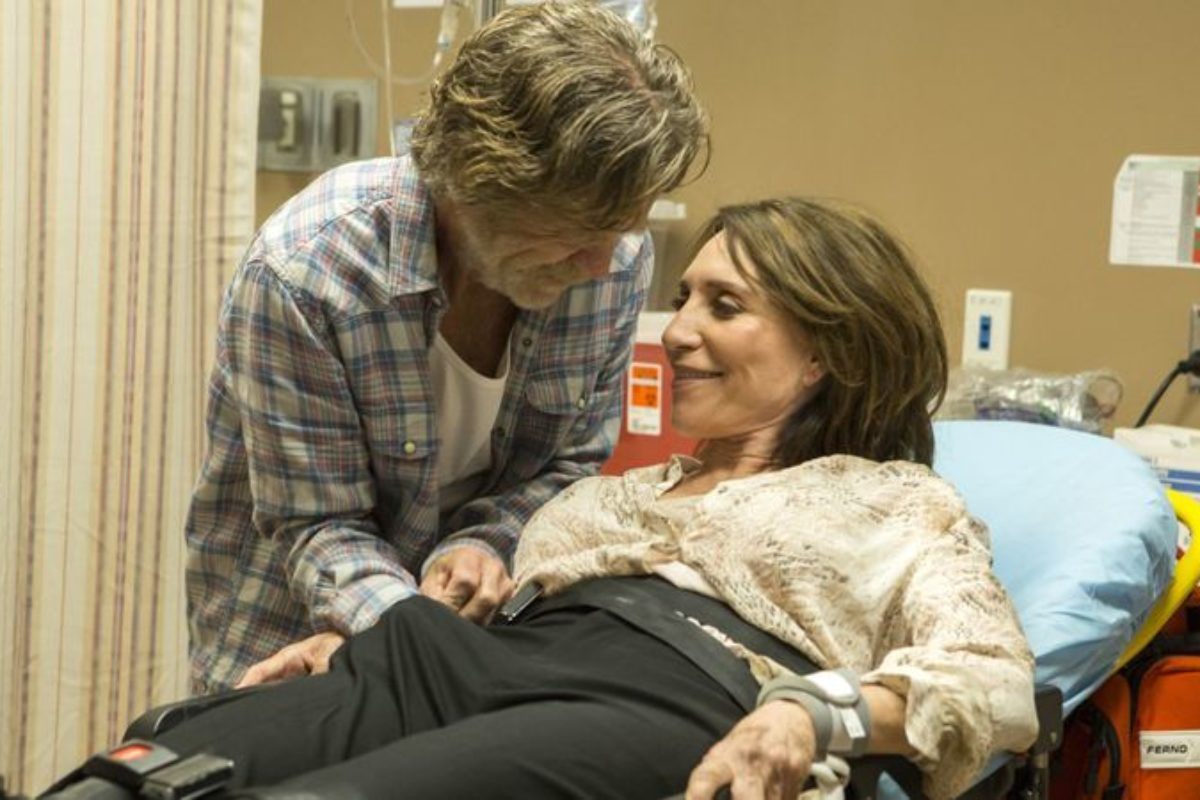 Katey Sagal appeared in 'Shameless' with Amazing role
