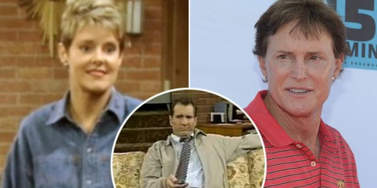 Married With Children Predicts Bruce Jenner Is A Woman In 1996!!