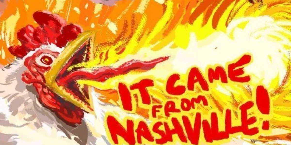 Get Fired with Nashville hot chicken which is taking over Los Angeles