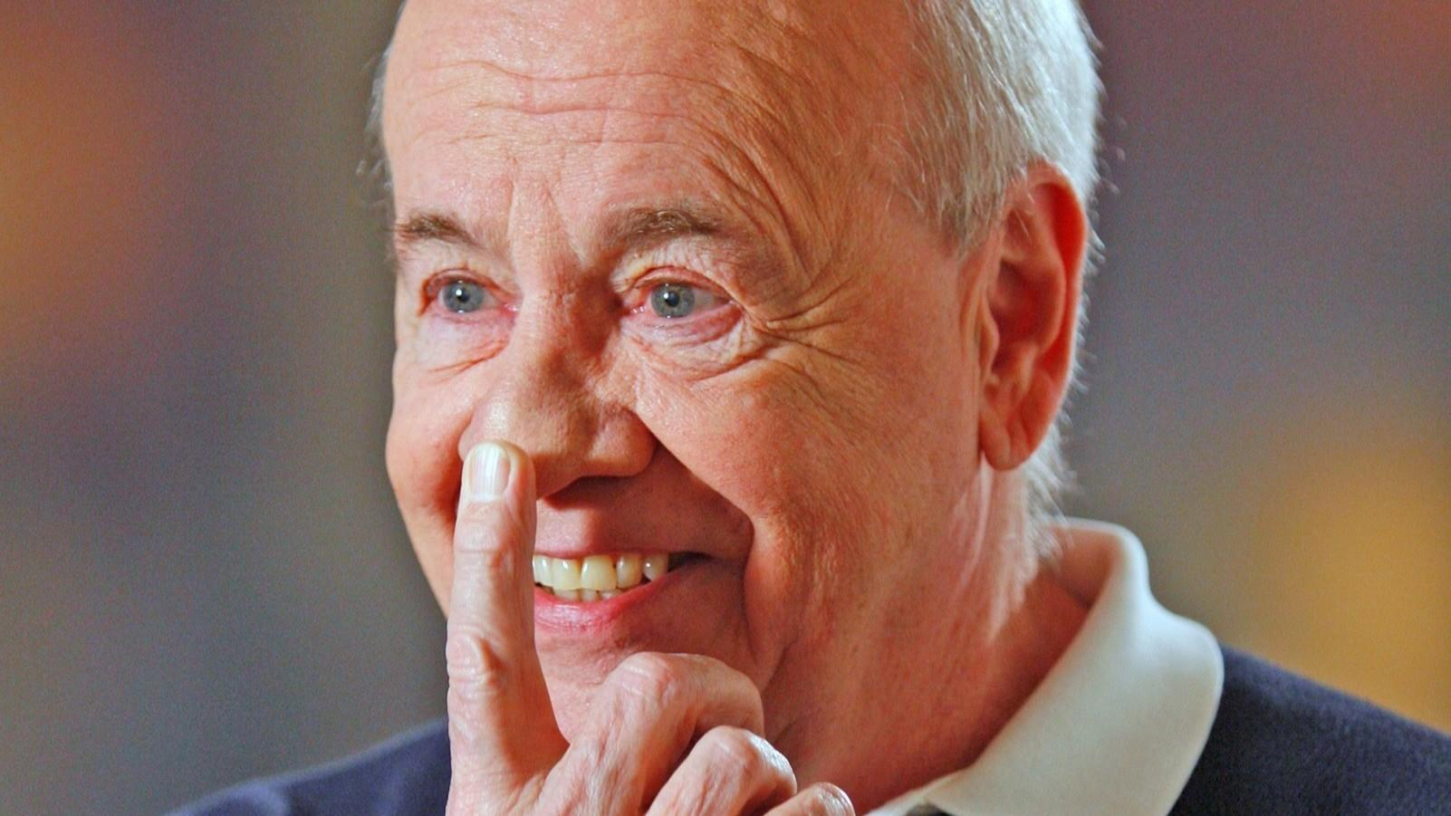 Tim Conway died