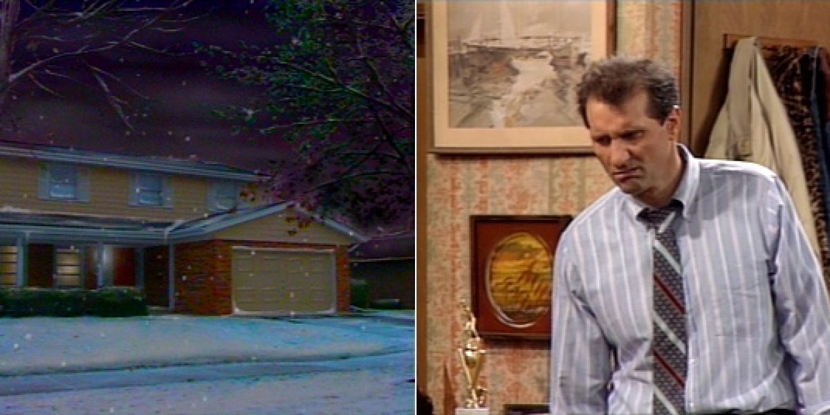 Learn more about Al Bundy house