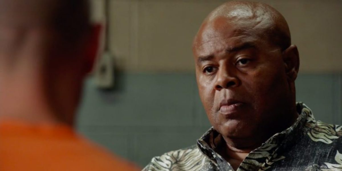 Chi McBride was also guest star in Married with Children