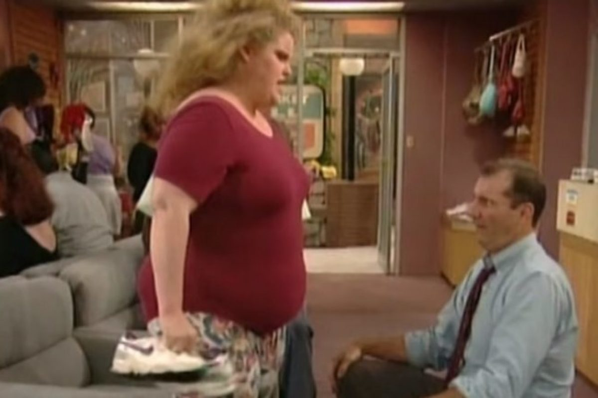"Great tv show ""Married with Children"" – This has become of Al Bundy & Co."