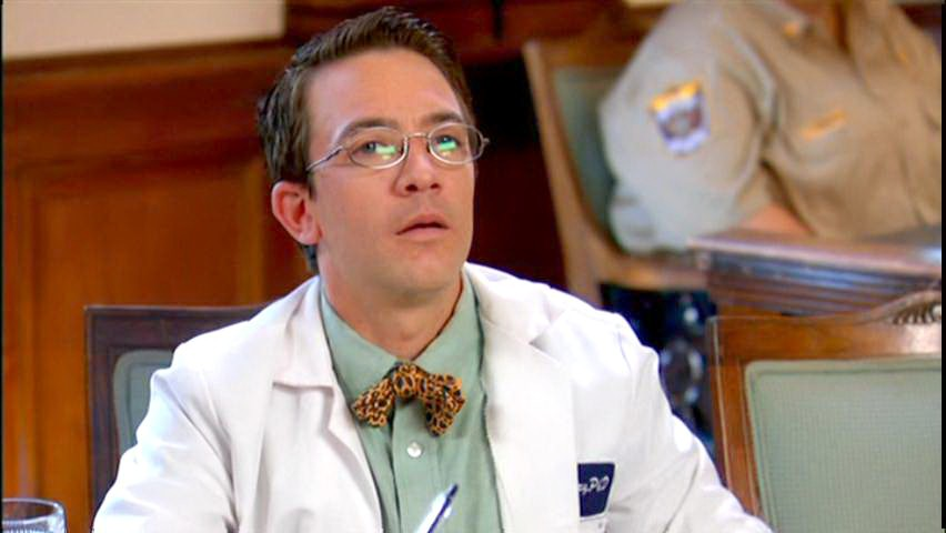 David Faustino in Robodoc