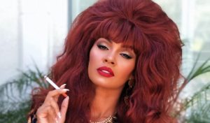 Evelyn Lozada as Peggy Bundy photo
