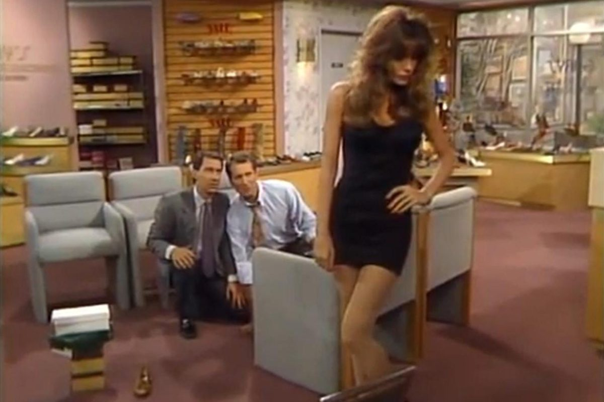 Married with Children: Desperately Seeking Miss October