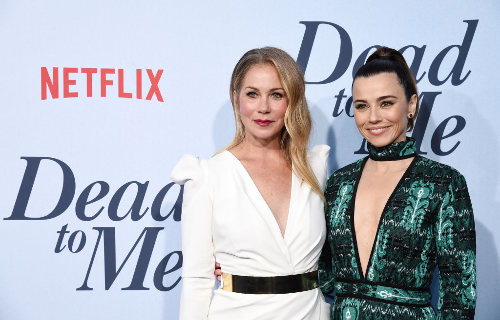 Christina Applegate Netflix show Dead to Me