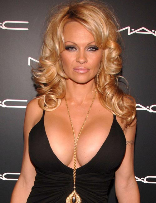 Pamela Anderson Houston Texas-1